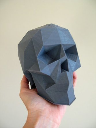 Top Ten List of 3D Printable Skull Designs | Things and more things | Scoop.it
