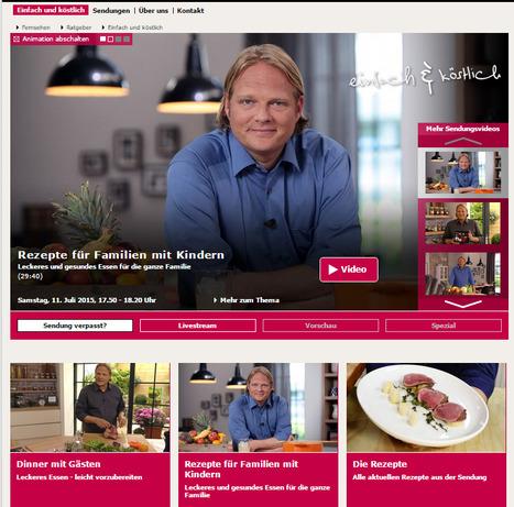 Einfach und köstlich - Ratgeber - WDR Fernsehen   Kochen   Cooking   Hobby, LifeStyle and much more... (multilingual: EN, FR, DE)   Scoop.it