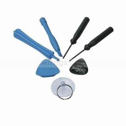 Case Opening Tools(7pcs) for iPhone 4   Gadgets & Professional Repair Tools for smartphones   Scoop.it