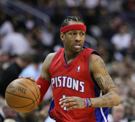 Best Crossover Moves - Allen Iverson Crossover - Basketball Crossover   Basketball Locker   Scoop.it