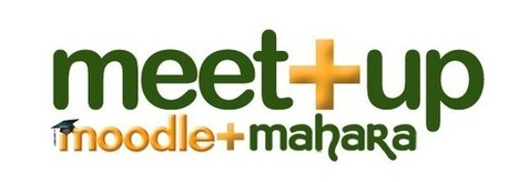 Moodle-Mahara Meetup – Join the virtual presentations + more ... | Moodle and Web 2.0 | Scoop.it