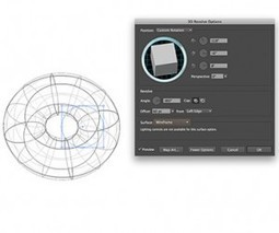 Working With 3D in Illustrator | Designing Minds | Scoop.it