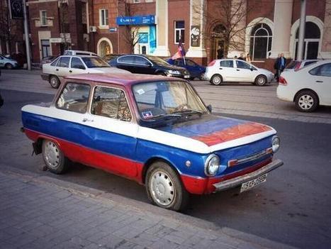 Tweet from @Klyushina_ENG | ukraine | Scoop.it
