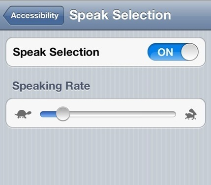 Get Siri To Speak On iPhone 4/3GS iOS 5 Using This Trick | Maypalo | Groundbreaking iPhone News | Scoop.it