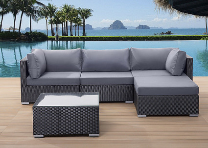 New Outdoor Sectional Lounge Designs | modern patio furniture | Scoop.it