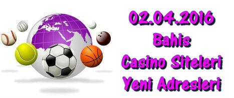 02.04.2016 Bahis Casino Siteleri Yeni Adresleri | Casino | Scoop.it