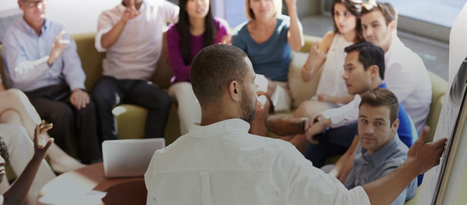 7 Body Language Habits of Effective Managers | Growing To Be A Better Communicator | Scoop.it