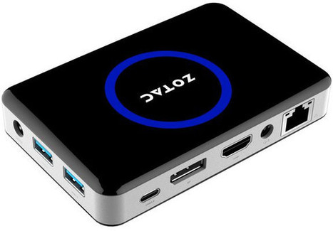 Zotac PI330 Cherry Trail mini PC Supports Dual Monitor Setups with HDMI and DisplayPort Outputs | Embedded Systems News | Scoop.it