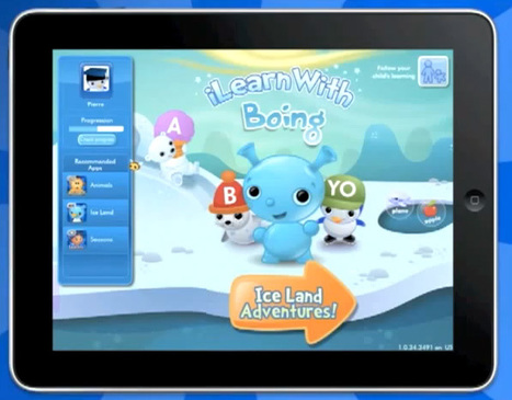 Showcasing Canadian Digital Creativity, part 3: Entertainment Apps   Transmedia: Storytelling for the Digital Age   Scoop.it