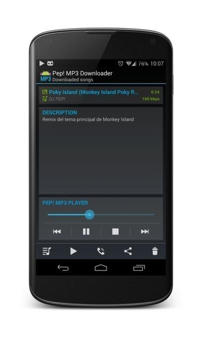 sViudes Blog - Soluciones para todo: Pep! Mp3 Downloader para Android | Sitios y herramientas de interés general | Scoop.it