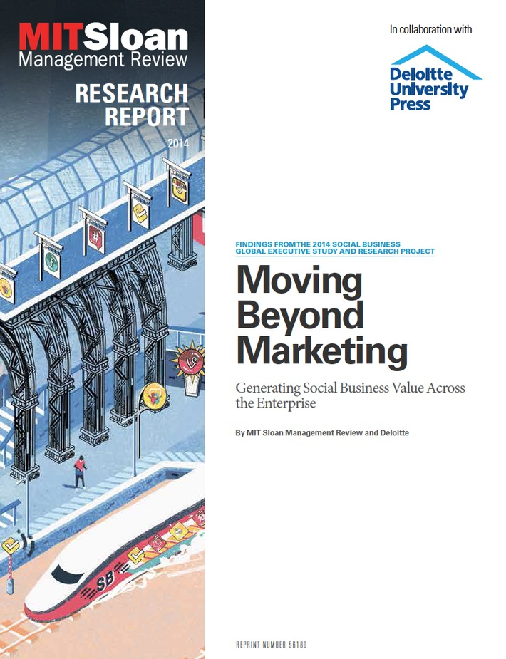 Moving Beyond Marketing   Excellent Business Blogs   Scoop.it