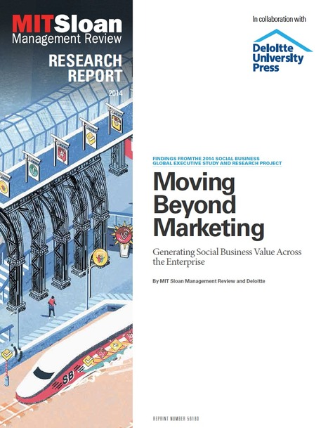 Moving Beyond Marketing | Excellent Business Blogs | Scoop.it