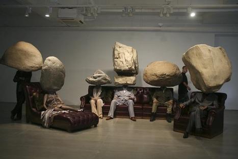 Sun Yuan & Peng Yu : Teenager Teenager   Art Installations, Sculpture, Contemporary Art   Scoop.it