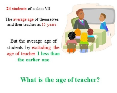 The age of teacher   THE MORE YOU PRACTICE MATHS, THE MORE SURE YOU ARE!   Scoop.it