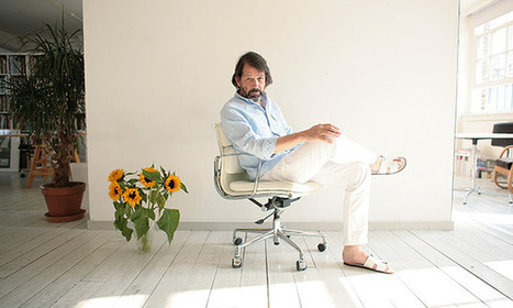 Peter Saville: the UK's most famous graphic designer - The Guardian | Graphic design | Scoop.it
