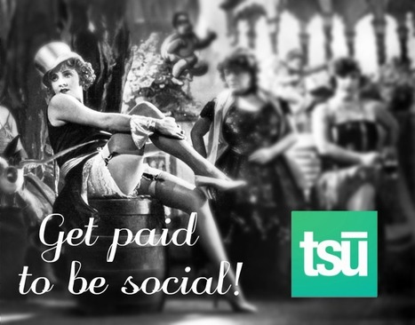 Are You Getting Paid to be Social On TSU? | Social Media 4 U | Scoop.it