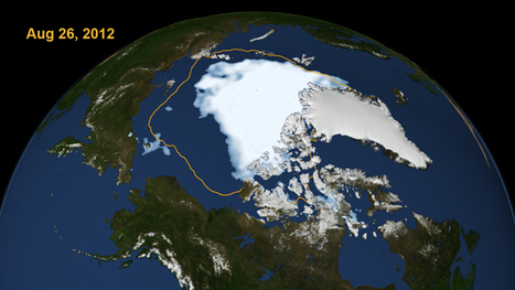 Record Arctic Melting, Northwest Passage Opens: Sea Ice Reaches Lowest Extent Ever Recorded | We Are Legion News | Scoop.it
