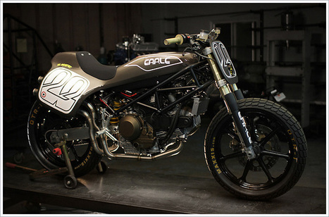 Ducati Monster M900 - Earle Motors | vintage motos | Scoop.it