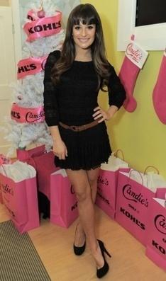 Lea Michele - Look do dia - CAPRICHO | Moda e Beleza para Jovens | Scoop.it