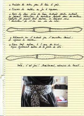 Tuto de couture - Mes petits riens... | Chouettes tutos | Scoop.it