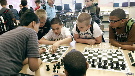Stay focused - New Research on How to Close Achievement Gap | Economist | :: The 4th Era :: | Scoop.it