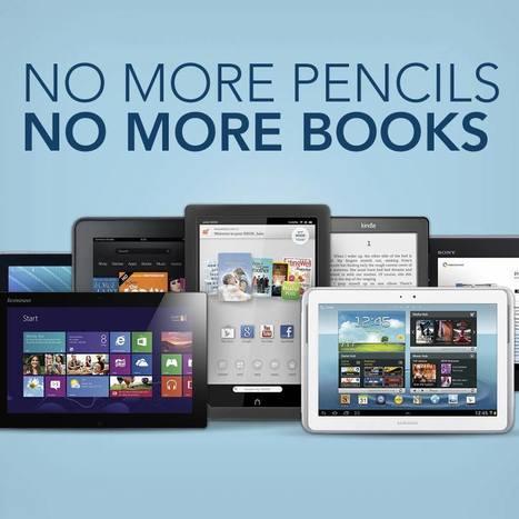 No more Pencils No more Books | Andelion | Scoop.it