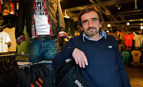 How Superdry became 2010's £1bn fashion success story - Telegraph | AQA A2 BUSS4 Strategy & Economic factors | Scoop.it