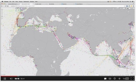 Visualizing Web Scale Geographic Data in the Browser in Real Time: A Meta Tutorial - Data Community DC   Learning Analytics   Scoop.it