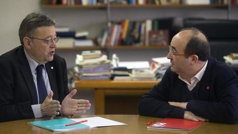 Puig e Iceta piden no esperar para abrir la negociación de la reforma constitucional, La Vanguardia / EFE   Diari de Miquel Iceta   Scoop.it