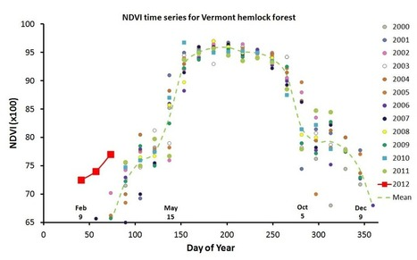 Grassroots NDVI - time series | publiclaboratory.org | Remote Sensing News | Scoop.it