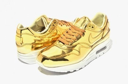 "Nike ""Liquid Metal"" Silver and Gold | Rap , RNB , culture urbaine et buzz | Scoop.it"
