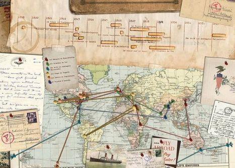 Jeu de rôle l'Appel de Cthulhu : L'Atlas du Mythe - Unification France | JdR Francophone | Scoop.it