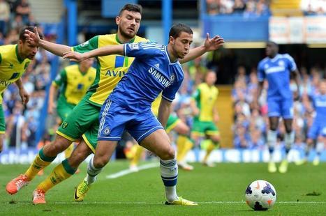 Hazard 'could quit Chelsea for Barca' | CNN | Scoop.it