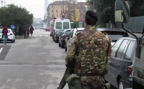 Vluchtelingencrisis Milaan: Rome stuurt 150 soldaten om criminaliteit te bestrijden | ThePostOnline | Inlichtingen en Veiligheid | Scoop.it