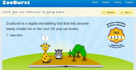 Cómo crear libros 3D interactivos.- | Educacion, ecologia y TIC | Scoop.it