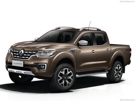Renault Alaskan : premier Pick-up au catalogue de la marque | MonAutoNews | Scoop.it