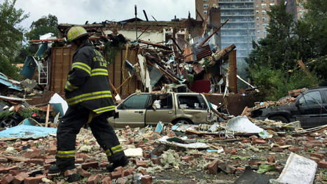 Firefighter Dead, 6 Hurt When Suspected Drug Den Explodes | Criminal Justice in America | Scoop.it