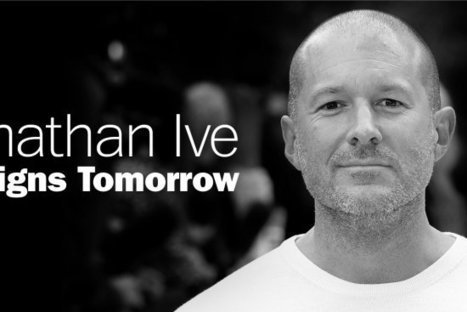 Apple Designer Jonathan Ive Gives Rare, Remarkable Interview   TIME   Digital and multimedia journalism   Scoop.it