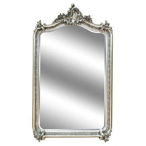 Silver Mirrors | Interiors | Scoop.it