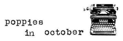 Poppies in October | Blog DIY et bonnes idées | Scoop.it