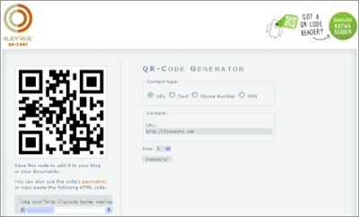 Top 10 Free Online QR Code Generators | Technology and Education Resources | Scoop.it