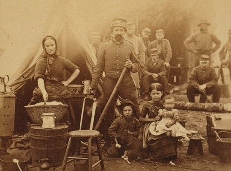 Gender, Race, and Rape During the Civil War | Cultural History | Scoop.it