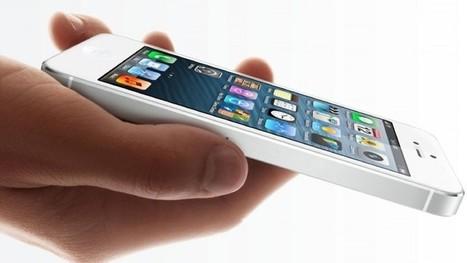 iPhone 5S y iPhone 5C, ¿los teléfonos que lanzará Apple en septiembre? | Digital & Online Marketing | Scoop.it