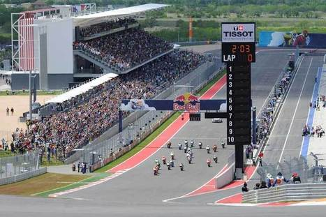 MotoGP: Round #2 Bridgestone Race Preview – Circuit of The Americas | Ductalk Ducati News | Scoop.it