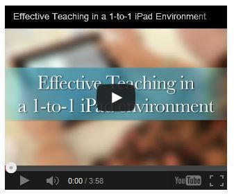 Learning and Teaching with iPads: Reflecting on our iLearn journey so far | mobilelearning | Scoop.it