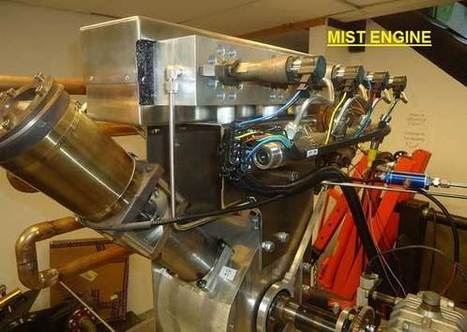 High pressure water/steam system releases hydrogen bonds, produces excess energy   Cool Future Technologies   Scoop.it
