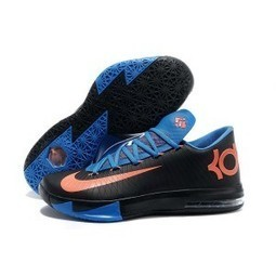 Nike Zoom KD 6 Black Royal Blue for sale | Kobe 8 All Star | Scoop.it