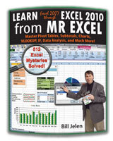 "Learn Excel 2013 – ""Pivot Tables"": Podcast #1590 Part III of V 