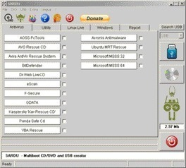 SARDU - Download - Multiboot USB and DVD creator | ICT Security Tools | Scoop.it