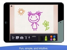 A Collection of Some Very Good iPad Apps for Creating Story Books in Class | idevices for special needs | Scoop.it